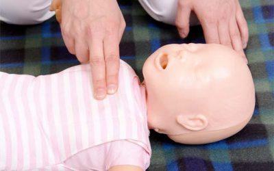 Førstehjælp til børn