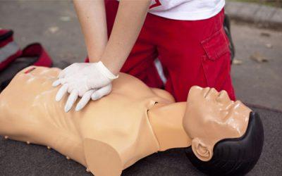 Førstehjælp ved hjertestop