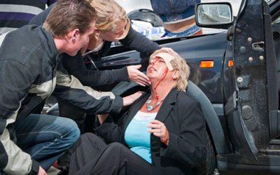 Førstehjælp ved ulykker