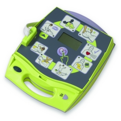 Zoll AED+ Hjertestarter