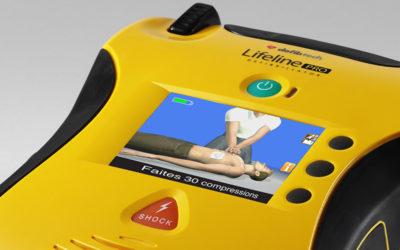 AED-Hjertestarter